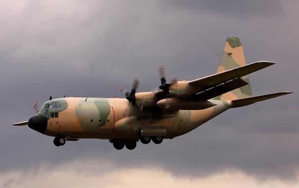 Фото обои авиация, самолёт, C130 Hercules