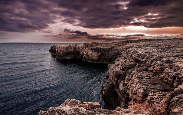 Фото обои sea, rocks, cliffs