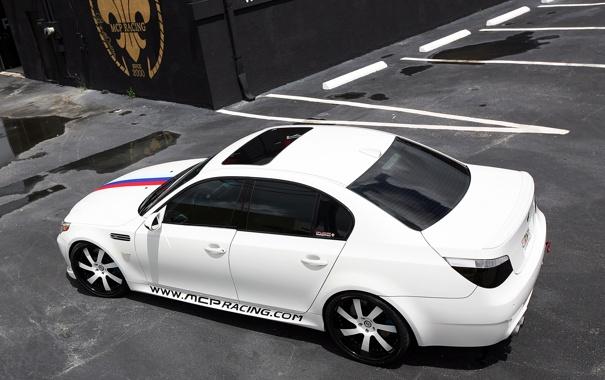 Фото обои Авто, BMW, MCP Racing