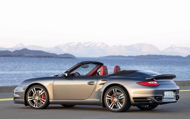 Фото обои авто, порш, porsche, 911 turbo