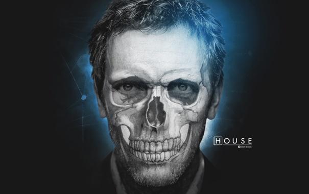Фото обои house, Hugh Laurie, actor, background, man, house md, doctor
