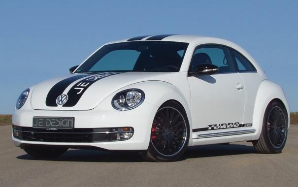 Фото обои Volkswagen, cars, auto, Beetle, Tuning cars, tuning auto, Volkswagen Beetle