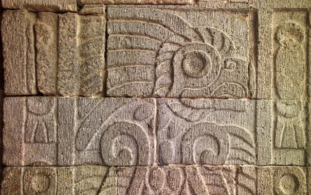 Фото обои мексика, рельеф, mexico, камень