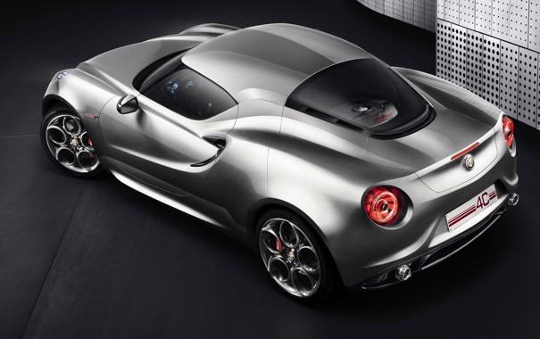 Фото обои car, Concept, Alfa Romeo