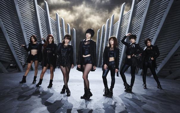 Фото обои музыка, девушки, азиатки, Южная Корея, Kpop, T-ARA
