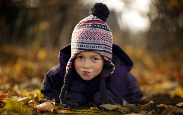 Фото обои фон, настроение, ребёнок