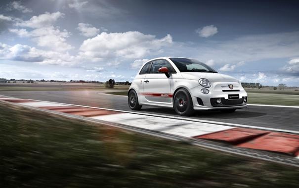 Фото обои Racing, 595, Abarth, фиат, 2015, Fiat