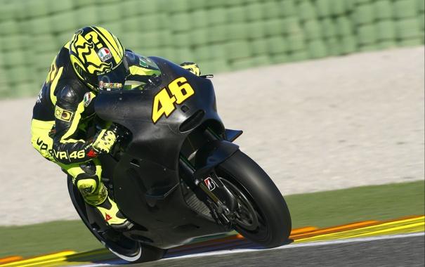 Фото обои мотоцикл, Ducati, MotoGP, Valentino Rossi, Валентино Росси, дукати, Desmosedici