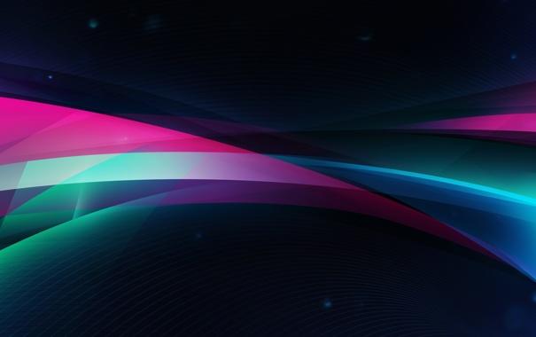 Фото обои абстракция, Abstract, Galaxy