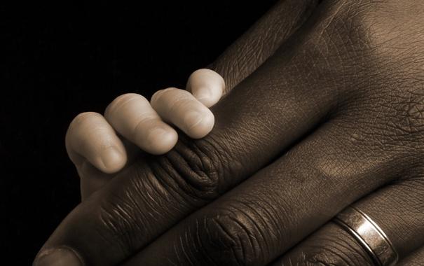 Фото обои белый, черный, руки