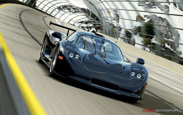 Фото обои машина, Forza Motorsport 4, симулятор, аркада