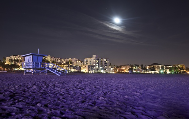 Фото обои city, город, Калифорния, USA, США, Los Angeles, California