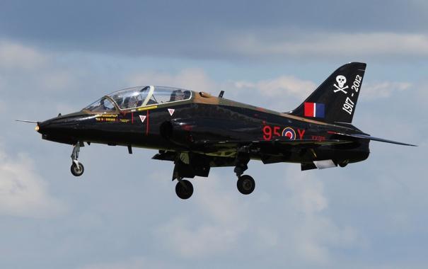 Фото обои штурмовик, самолёт, реактивный, Hawk, учебно-тренировочный, лёгкий, дозвуковой