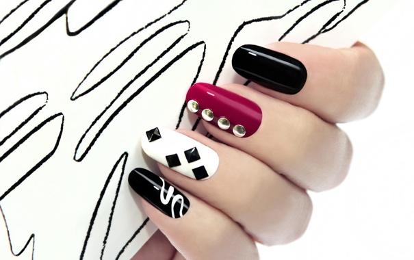 фон для ногтей фото
