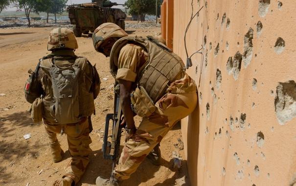 Фото обои soldier, war, elite forces