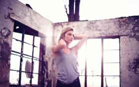 Картинка модель, освещение, Rachel Yampolsky