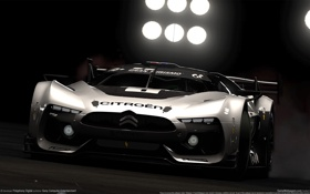 Обои Car, CGWallpapers, Gran Turismo, Five