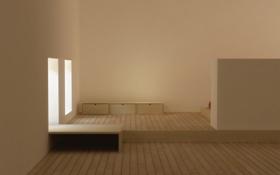 Обои свет, дизайн, дом, стиль, фото, фон, комната
