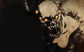 Картинка Resistance 3, захватчик, инопланетяне, химера