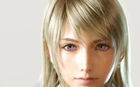 Обои девушка, Final Fantasy, Stella, Final Fantasy XV