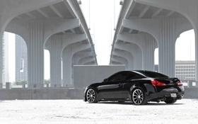 Обои чёрный, тачки, infiniti, cars, инфинити, auto wallpapers, авто обои