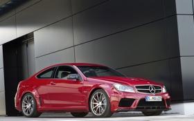 Обои Mercedes Benz, AMG, C63