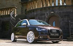 Обои car, машина, 3000x2000, Audi A1, SENNER Tuning