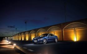 Обои бмв, купе, BMW, Coupe, F32, Alpina, 5-Series