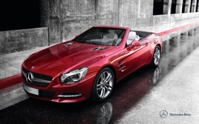 Обои wallpaper, mercedes, mercedes-benz, amg, sl amg