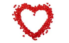 Картинка romantic, любовь, сердечки, heart, love, сердце