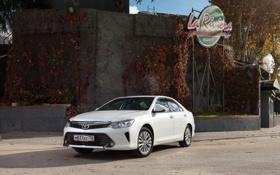 Картинка Toyota, тойота, камри, 2014, Camry, CIS-spec