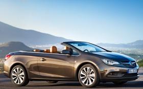 Обои машина, Opel, опель, 2013, Cascada