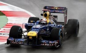 Обои Formula-1, Red Bull, Формула-1, Sebastian Vettel