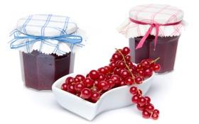 Обои варенье, jam, банки, смородина, banks, berries, ягоды