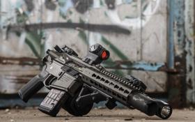 Обои оружие, AR-15, Pistol