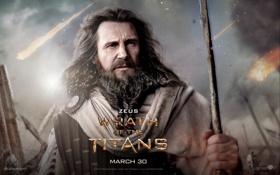 Картинка фильм, мужик, зевс, Гнев Титанов