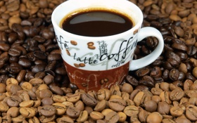 Обои кофе, кружка, напиток, coffee, горячо