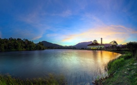 Обои Malaysia, Selangor, Kuala Kubu Baru