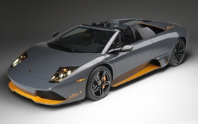 Обои Lamborghini Lp 650, avto, sport