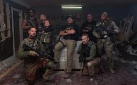 Обои команда, боевик, Арнольд Шварценеггер, Arnold Schwarzenegger, Саботаж, Sabotage