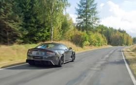 Обои дорога, Aston Martin, астон мартин, DB9, автомобиль, Mansory, Cyrus