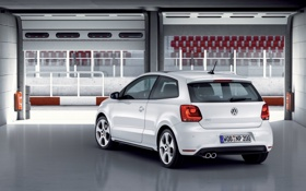 Обои 1920x1200, Polo GTI, widescreen, volkswagen