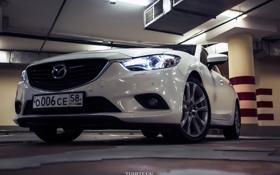 Картинка машина, авто, фотограф, Mazda, бампер, auto, photography