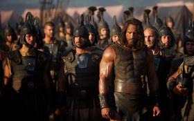 Обои армия, Дуэйн Джонсон, солдаты, Геркулес, Dwayne Johnson, Hercules