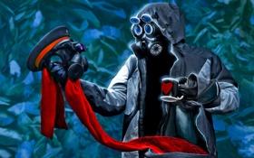 Картинка арт, романтика апокалипсиса, romantically apocalyptic, alexiuss, i am captain