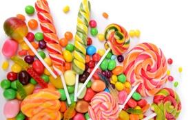 Картинка candy, леденцы, конфеты, dessert, colorful, sweet, драже