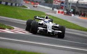 Обои гонки, формула 1, трек, Formula One, Grand prix