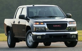 Обои gmc, General motors company, canyon