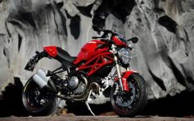 Обои 2012, monster, ducati, pirelli, 1100evo