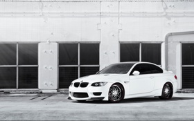 Обои BMW, fiber, carbon, e92, kreations